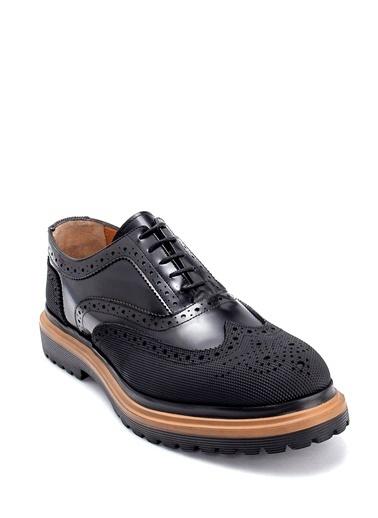 Derimod Erkek Ayakkabı(22004) Casual Siyah